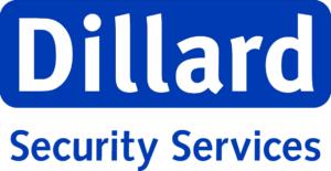 Dillard Security Company Logo