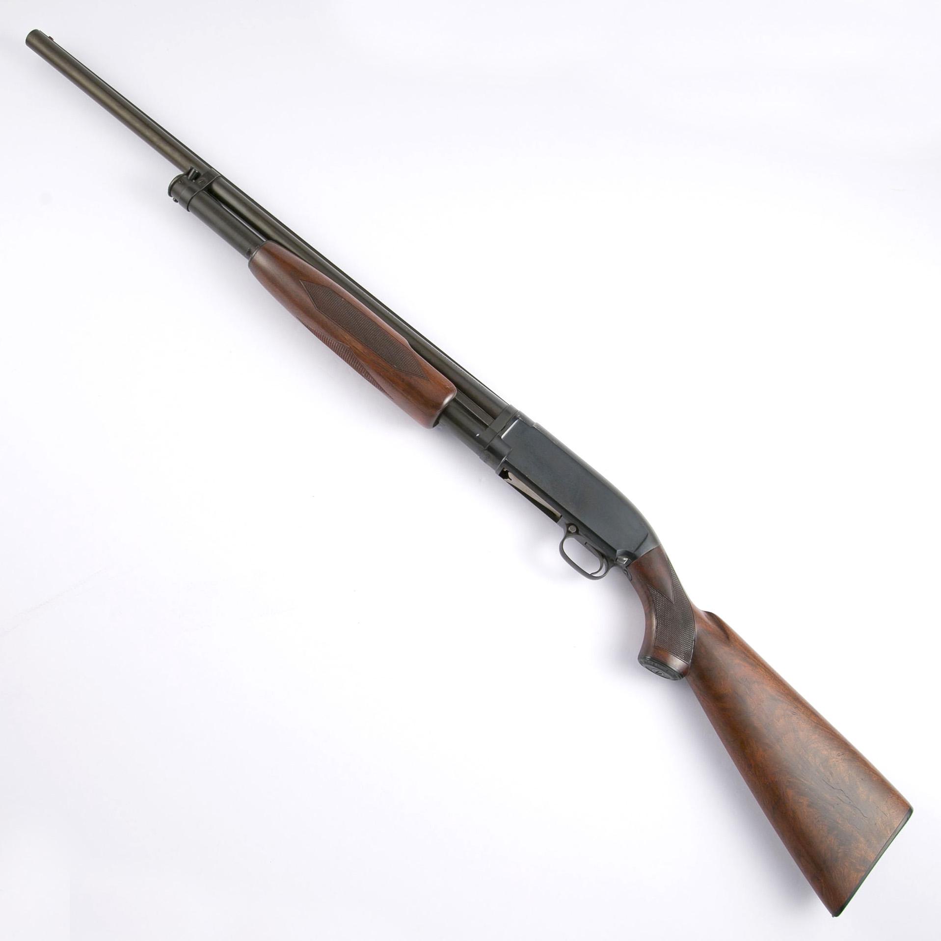 12 winchester shotgun model Winchester model